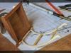Unterkonstruktion des Sitzes