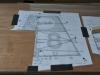 Bauplan des Seitenruders