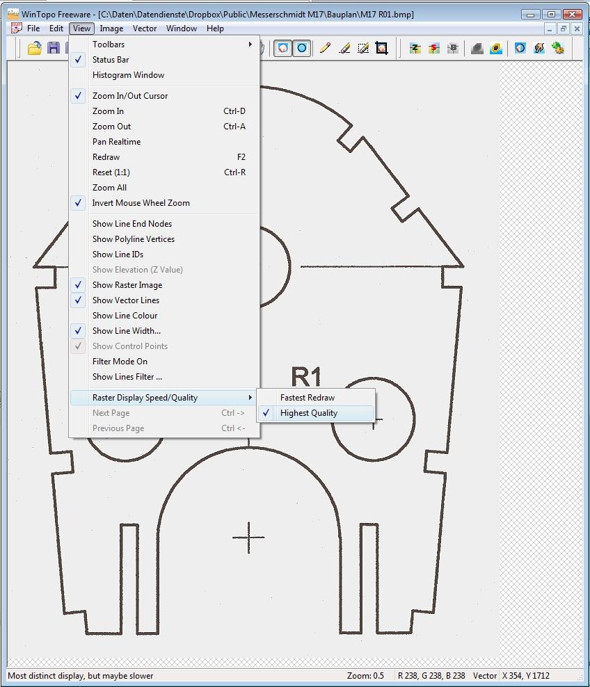 Vom Bauplan zu CNC gefrästen Bauteilen | modellbau.venohr-home